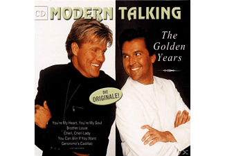 Modern Talking - The Golden Years 1985-87 - (CD)