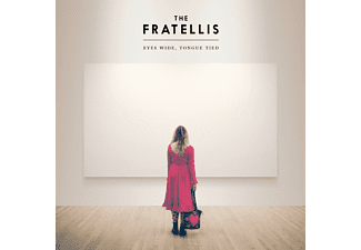 The Fratellis - Eyes Wide, Tongue Tied - (CD)