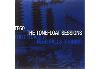 Fear Falls Burning, Theo Travis - The Tonefloat Sessions - (Vinyl)