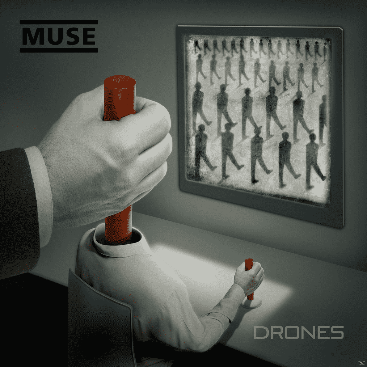 Drones (Limited Edition) Muse auf CD
