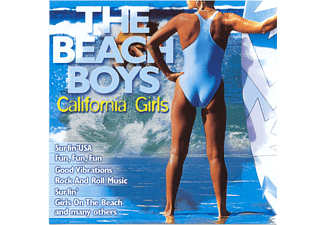 The Beach Boys - Beach Boys California Girls - (CD)
