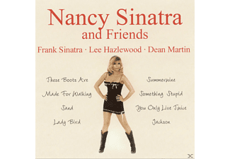 Nancy Sinatra -  Nancy Sinatra And Friends [CD]