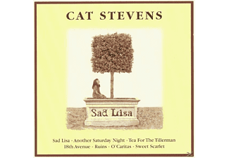 Cat Stevens - Sad Lisa - (CD)