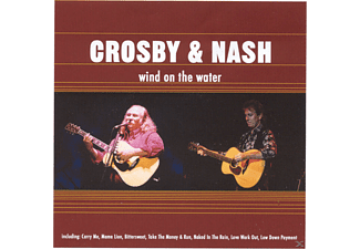Crosby & Nash -  Wind On The Water [CD]