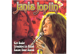 Janis Joplin -  Cry Baby, Trouble In Mind [CD]