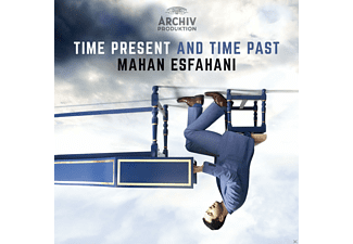 Mahan Esfahani - Time Present And Time Past - (CD)