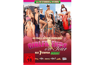 Girlfriends on Tour - Komplettbox [DVD]