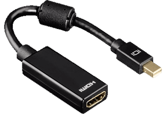 HAMA Mini DisplayPort naar HDMI Adapter