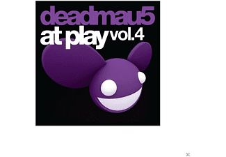 Deadmuau5 - At Play Vol.4 - (CD)