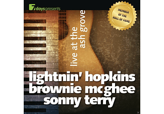 Lightnin' Hopkins, Brownie McGhee, Sonny Terry - 7days Presents: Lightnin' Hopkins, Brownie Mc Ghe, Sonny Terrye - (CD)