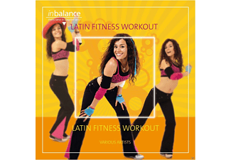 VARIOUS - Latin Fitness Workout - (CD)