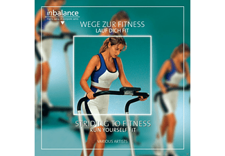 VARIOUS - Wege Zur Fitness-Striding To Fitness - (CD)