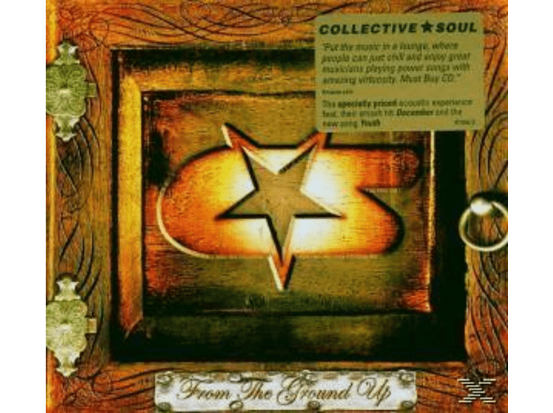 Collective Soul - From The Ground Up [CD]