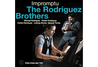 The Rodriguez Brothers - Impromptu - (CD)