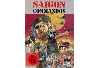 Saigon Commandos - (DVD)
