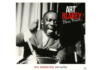 Art Blakey - Jazz Characters: Blues March - (CD)