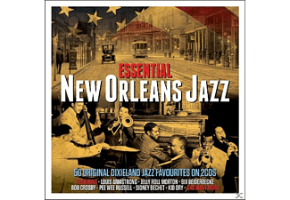 VARIOUS - Essential New Orleans Jazz - (CD)