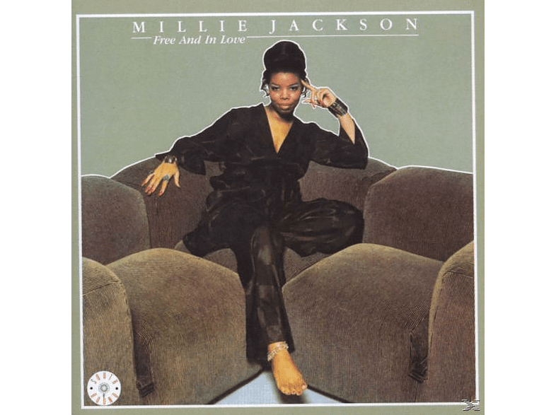 Millie Jackson - Free And In Love [CD]