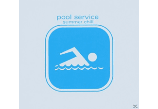 VARIOUS - Pool Service Summer Chill - (CD)