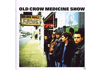 Old Crow Medicine Show - Big Iron World - (CD)