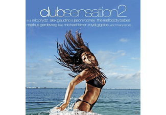VARIOUS - Club Sensation Vol.2 - (CD)