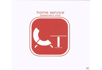 VARIOUS - Home Service-Basement Chill - (CD)