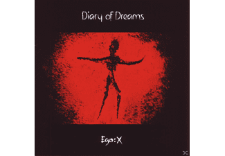 Diary Of Dreams - Ego:X - (CD)
