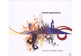 Orient Expressions - Record of Broken Hearts - (CD)