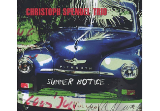 Christoph Trio Spendel - Summer Notice - (CD)