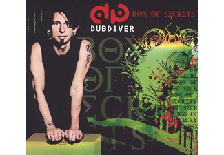 Dubdriver - Box Of Secrets - (CD)