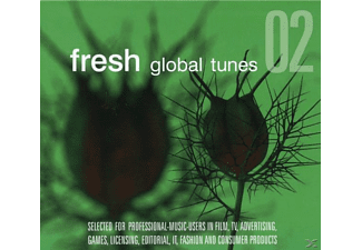 VARIOUS - Fresh Global Tunes 02 - (CD)