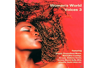 VARIOUS - Women's World Voices Vol.3 - (CD)