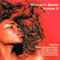 VARIOUS - Women's World Voices Vol.3 [CD]