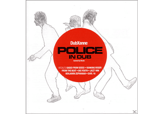 Dubxanne - Police In Dub (Ltd Edition Inkl 2 Cds) - (LP + Bonus-CD)