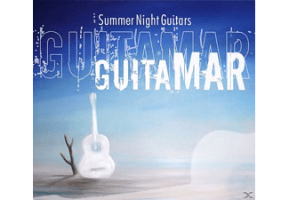 Guitamar - Summer Night Guitars - (CD)