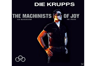 Die Krupps - THE MACHINISTS OF JOY (LTD.EDITION/+BON-CD) - (CD + Bonus-CD)