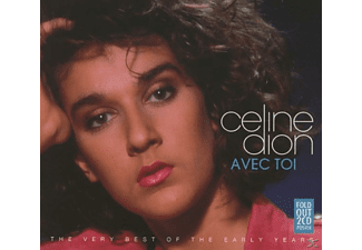Céline Dion - Avec Toi-Very Best Of The Early Years [CD]