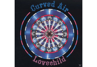 Curved Air - Lovechild - (CD)