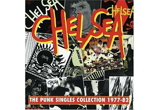 Chelsea - Punk Singles Collection 77-82 - (CD)