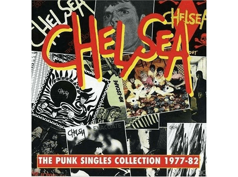 Chelsea - Punk Singles Collection 77-82 [CD]