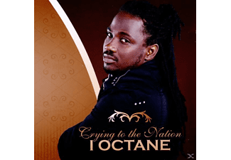 I-octane - Cyring To The Nation - (CD)