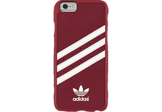 ADIDAS 012508 Backcover Apple iPhone 6 Polycarbonat/Polyurethan Rot/Weiß