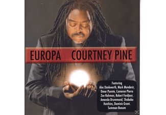 Courtney Pine - Europa - (CD)