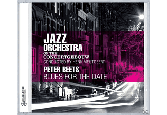 Jazz Orchestra Concertgebouw, Beets,Peter,Jazz Orchestra Concertgebouw - Blues For The Date - (CD)