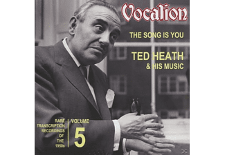 Ted Heath - The Song Is You - (CD)