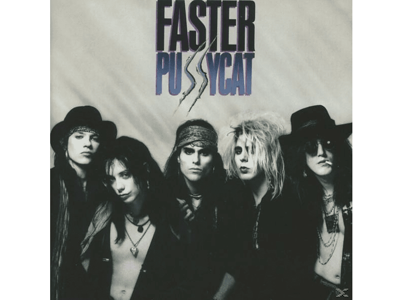 Faster Pussycat - Faster Pussycat (Lim.Collector's Edition) [CD]