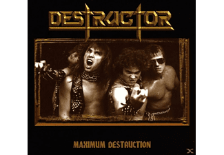 Destructor - Maximum Destruction (Ltd.Digipack) - (CD)