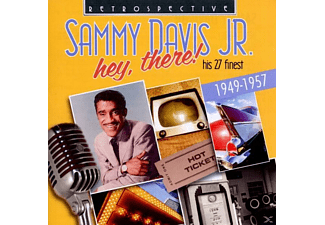 Sammy Davis Jr. - Hey, There! - (CD)