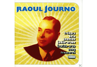 Raoul Journo - Jewish-Arab Song Treasures - (CD)