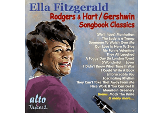 Fitzgerald/Nelson Riddle Orchestra/Buddy Bregman O - Ella Firtzgerald Songbook Classics - (CD)
